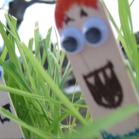 Mustard Monsters! Making Cover Crops Interesting to Kids